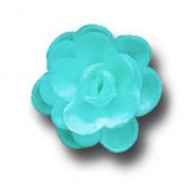 Розы малые сложные голубые