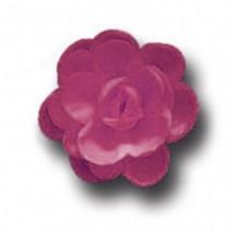 Розы малые сложные малиновые (40мм)