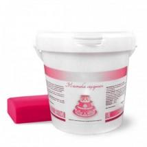 Сахарная мастика Dally 1 кг, малиновая