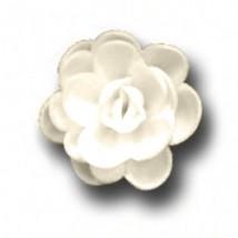 Розы малые сложные белые (40мм)