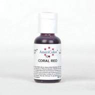 Краситель Americolor 21 гр Кораллово-красный (124)