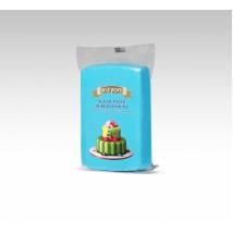 Сахарная мастика «Визьен» 0,5 кг голубая