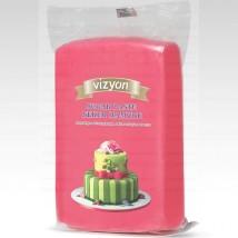 Сахарная мастика «Визьен» 0,5 кг фуксия