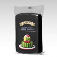 Сахарная мастика «Визьен» 0,5 кг черная