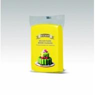 Сахарная мастика «Визьен» 0,5 кг желтая