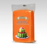 Сахарная мастика «Визьен» 0,5 кг оранжевая