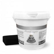 Сахарная мастика Dally 1 кг, черная