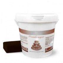 Сахарная мастика Dally 1 кг, коричневая