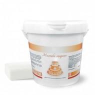 Сахарная мастика Dally 1 кг, белая
