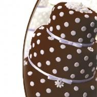 Мастика сахарная ванильная коричневая
