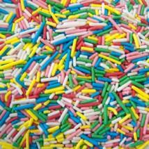Посыпка сахарная ВЕРМИШЕЛЬ разноцветная