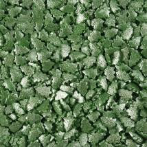Ёлки зелёные перламутровые