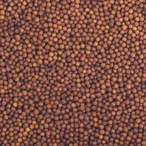 Шарики коричневые