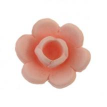 Украшение сахарное «Розочка розовая»