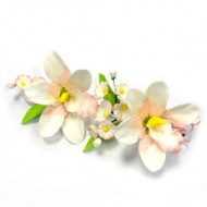 Украшение сахарное «Букет орхидеи»