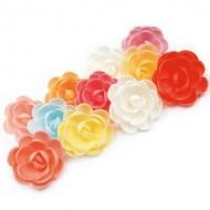 Розы большие сложные белые (50мм)