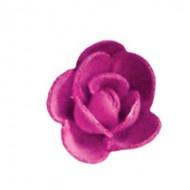 Розы малые фиолетовые (25мм)
