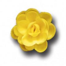 Розы малые сложные желтые (40мм)