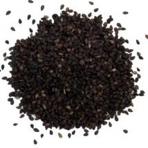 Кунжутное семя черное